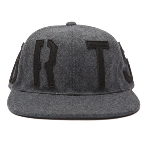 BRATSON브랫슨_WOOL B.R.T.S BB CAP(GRAY)