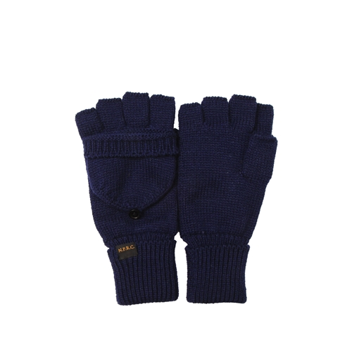 NATIONAL PUBLICITY내셔널 퍼블리시티_Hood Gloves_Navy