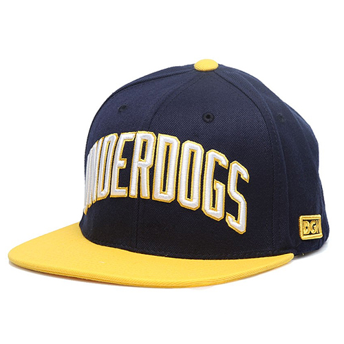 DGK디지케이_Underdogs Sanpback - Navy/Yellow