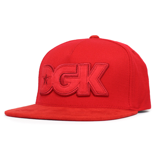 DGK디지케이_Smooth Sanpback - Red