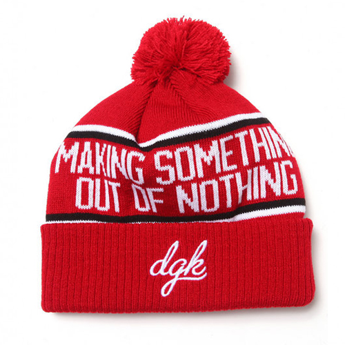 DGK디지케이_Making Something Beanie - Red