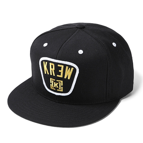 KR3W크루_Breaks Snapblack - Black
