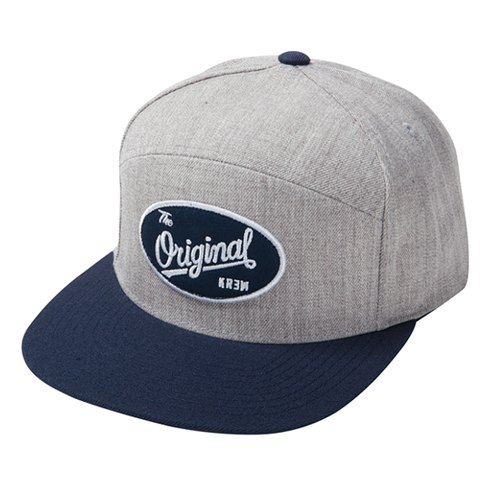 KR3W크루_Original Kr3w 5 Panel Split - Athletic/Navy