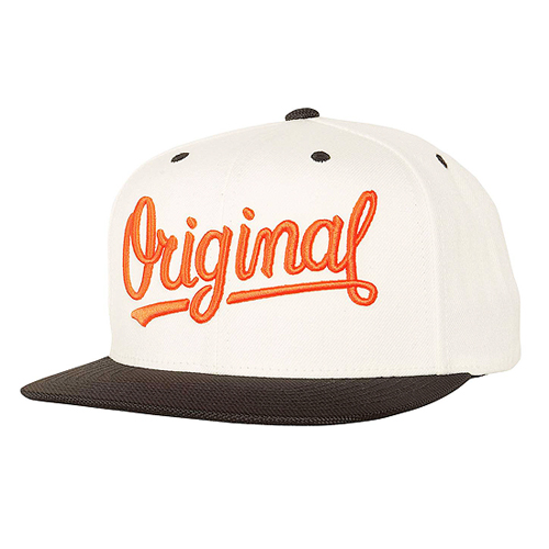 KR3W크루_KR3W Original 4 Snapback - Off White