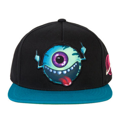 MISHKA미쉬카_Cosmic Keep Watch Snapback