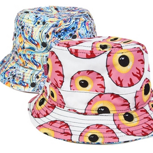 MISHKA미쉬카_Petro Keep Watch Reversible Bucket