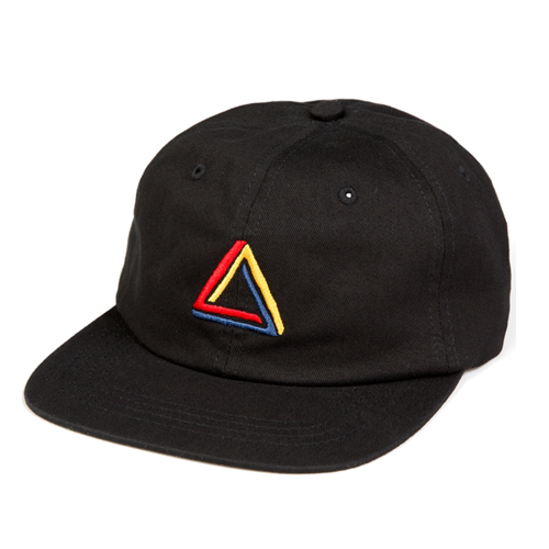 LEATA리타_Triangle trucker cap (black)스트랩백&볼캡