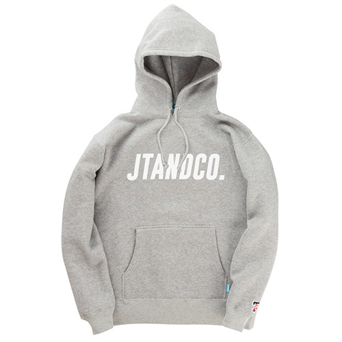 JT&CO제이티앤코_JTANDCO. PULLOVER HOODY (GREY)
