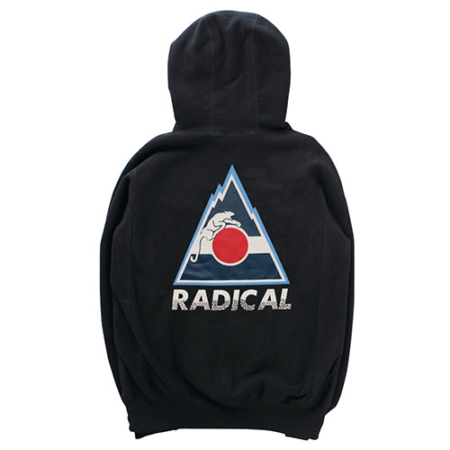 JT&CO제이티앤코_RADICAL PANTHER PULLOVER HOODY (BLACK)