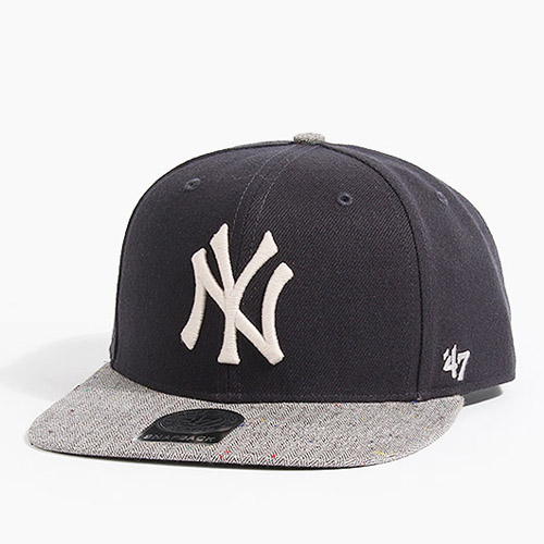 47 BRAND포티세븐_Victura 47 Captain Yankees(Navy/Grey)