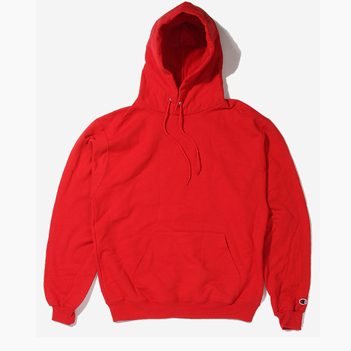 Champion챔피언_50/50 Pullover Hoodie Red