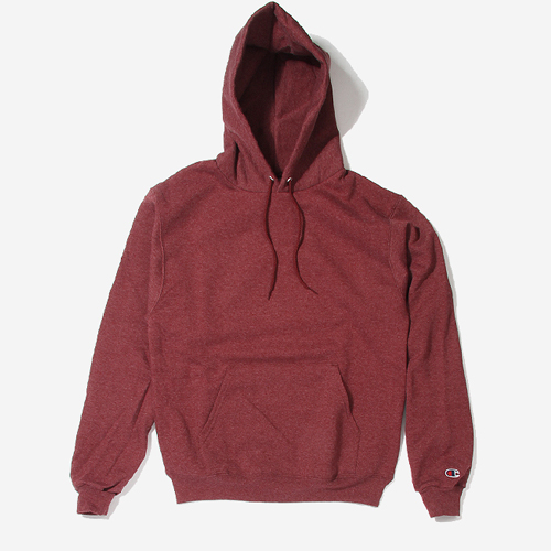 Champion챔피언_50/50 Pullover Hoodie Heather Maroon