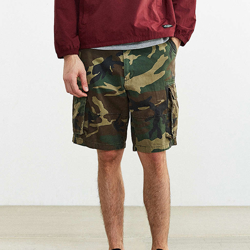 ROTHCO로스코_Vintage Paratrooper Cargo Shorts_woodland