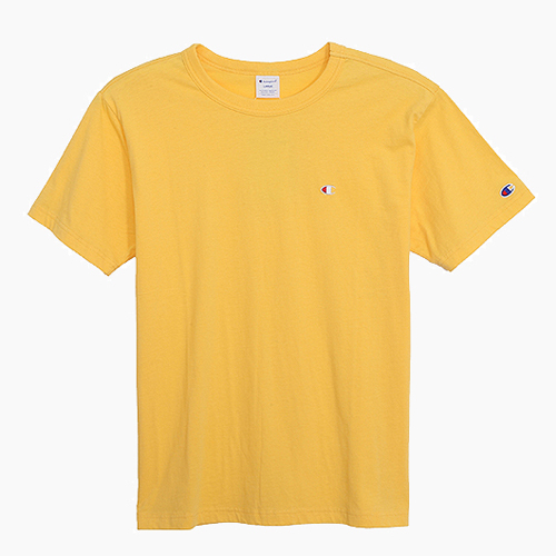 CHAMPION JAPAN챔피온재팬_Basic T-Shirt (C3-H359) Lemon