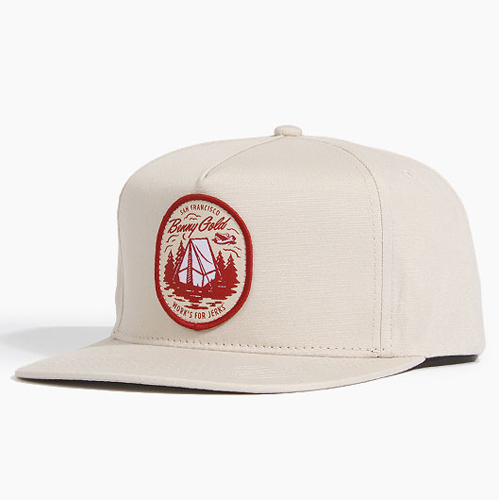 BENNY GOLD베니골드_Camping Strapback Natural