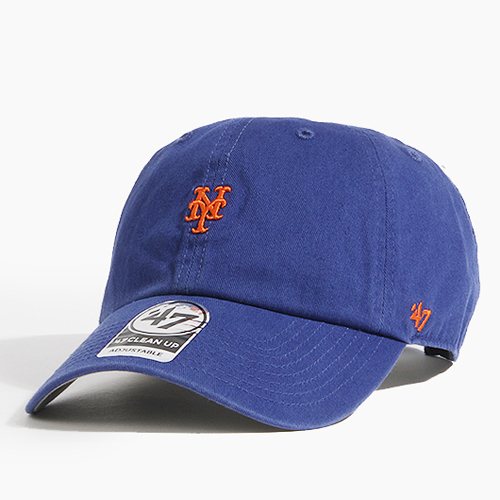 47 BRAND포티세븐_Base Runner NY Mets Blue