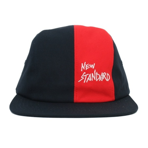 MONKIDS몬키즈_Heritage 4 Panel Cap NAVY