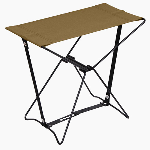 ROTHCO로스코_Folding Camp Stool Coyote