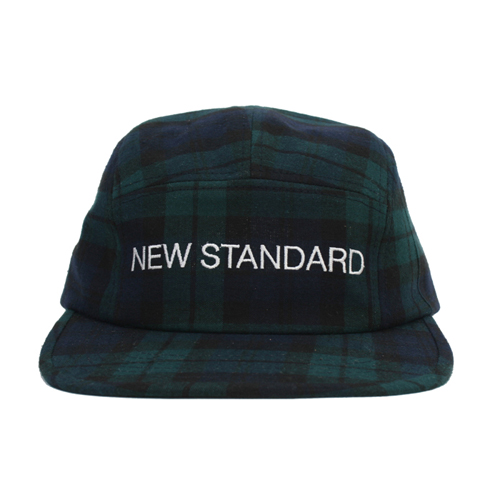 MONKIDS몬키즈_NEW STANDARD Standard Check 5P navy/green