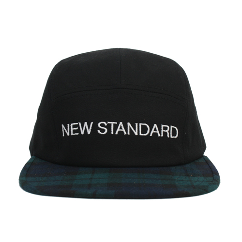 MONKIDS몬키즈_NEW STANDARD Standard Check 5P black