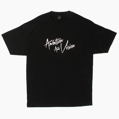 808팔공팔_Ambition And Vision S/S Black