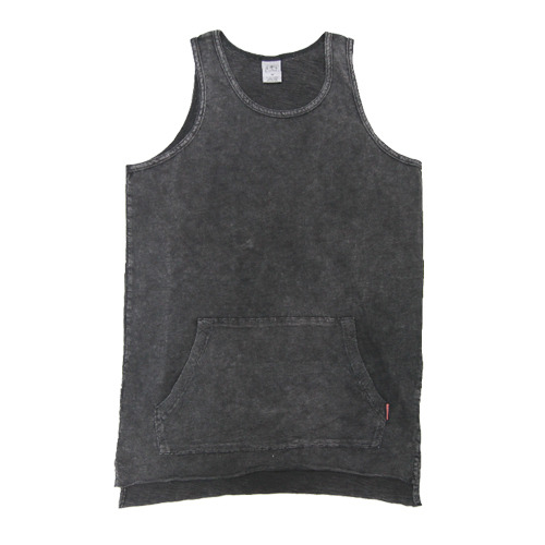 CROOKS & CASTLES Men's Knit Pocket Tank Top - Angler