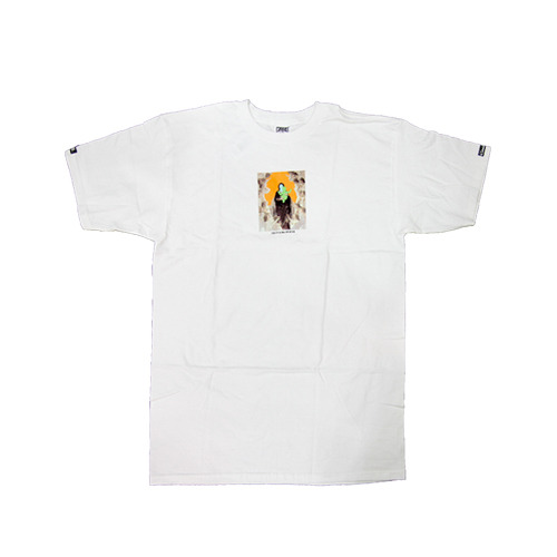 CROOKS & CASTLES Men's Knit Crew T-Shirt - Death To The Crookswhite