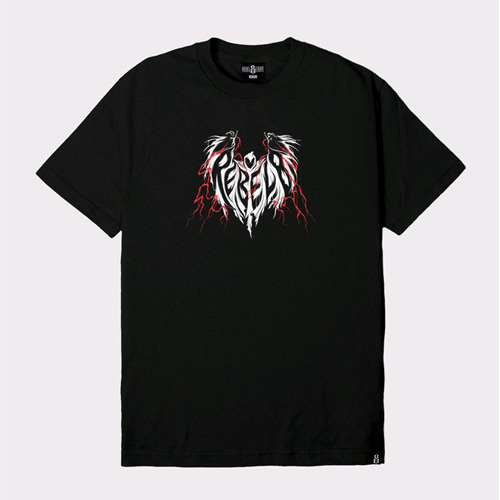 REBEL8레벨에잇_REBEL8 x James Jirat Phantasm Tee