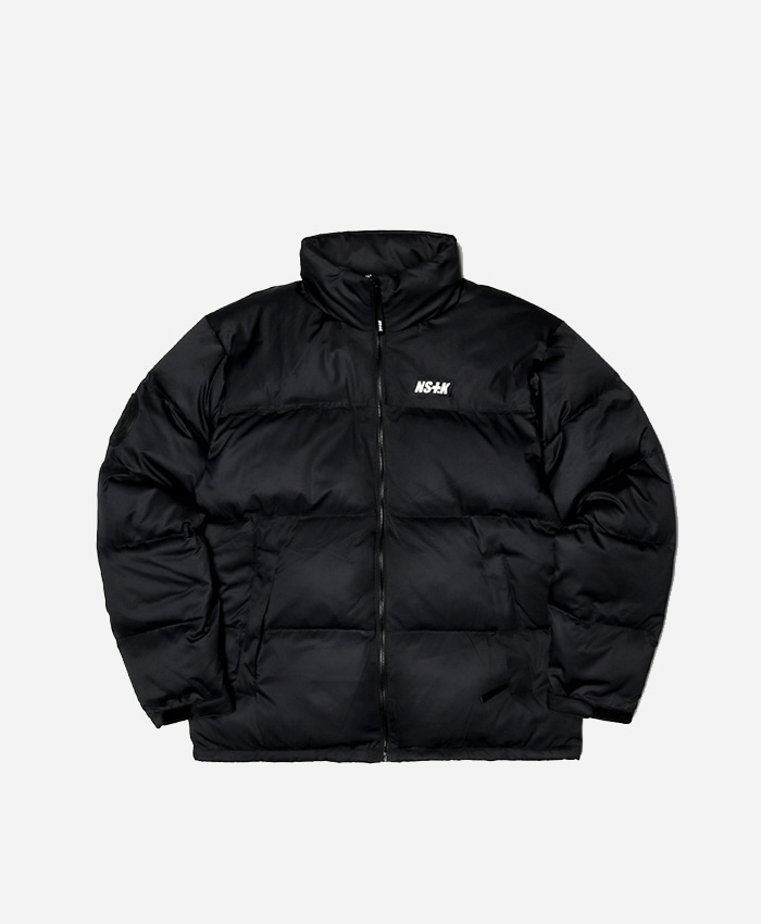 NASTY KICK네스티킥_[NSTK] LIKE FURY PADDING JACKET (BLK)