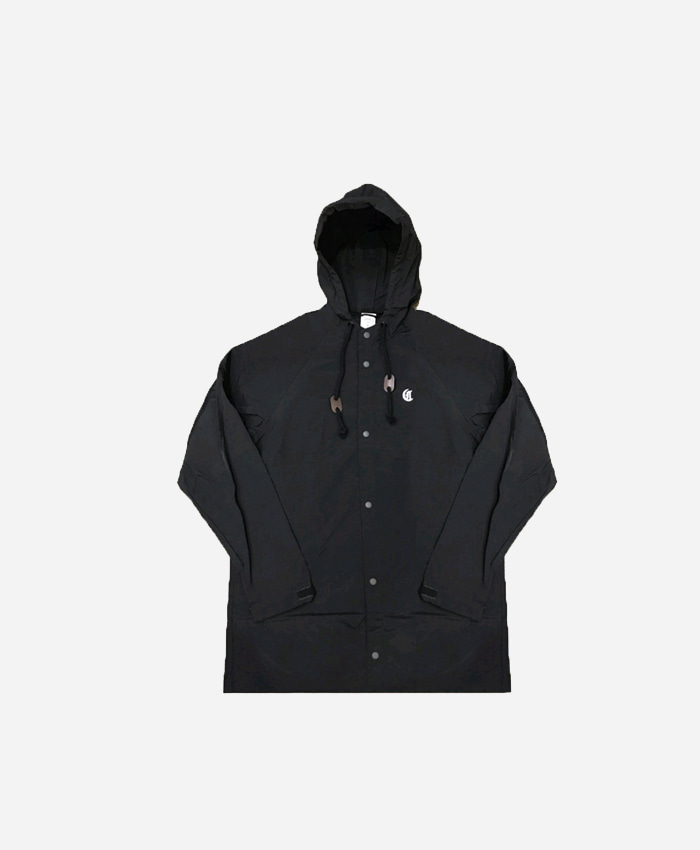 CROOKS & CASTLES크룩스앤캐슬_Hooded Parka - Riot