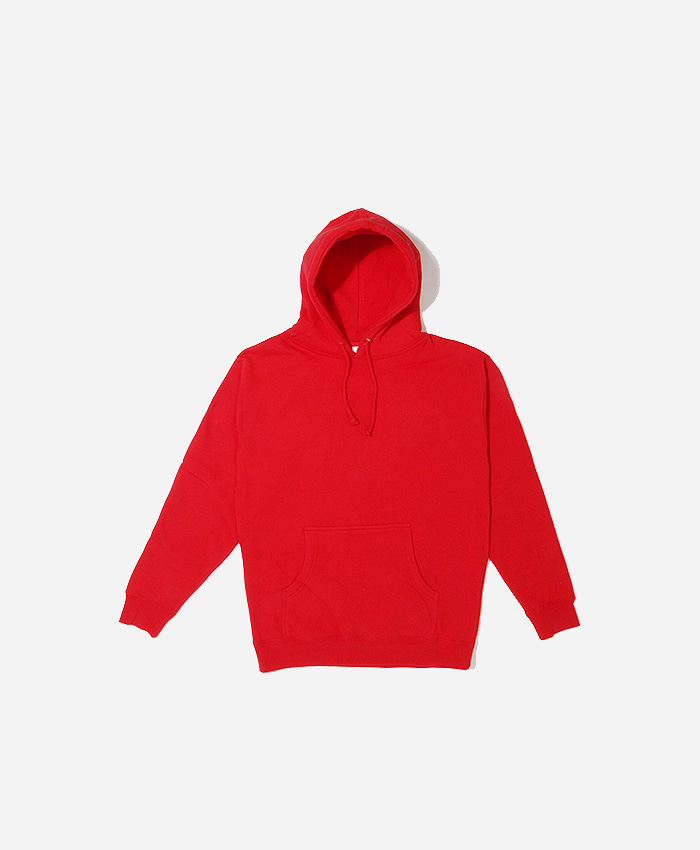 iNDEPENDENT인디펜던트_Heavyweight Hood Red