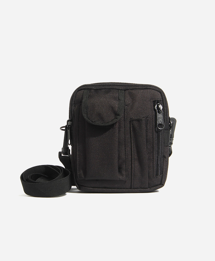 ROTHCO로스코_ Molle Compatible Excursion Bag Black