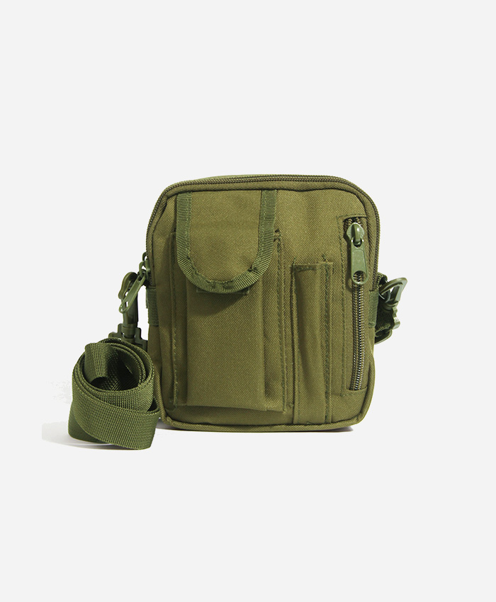 ROTHCO로스코_ Molle Compatible Excursion Bag Olive