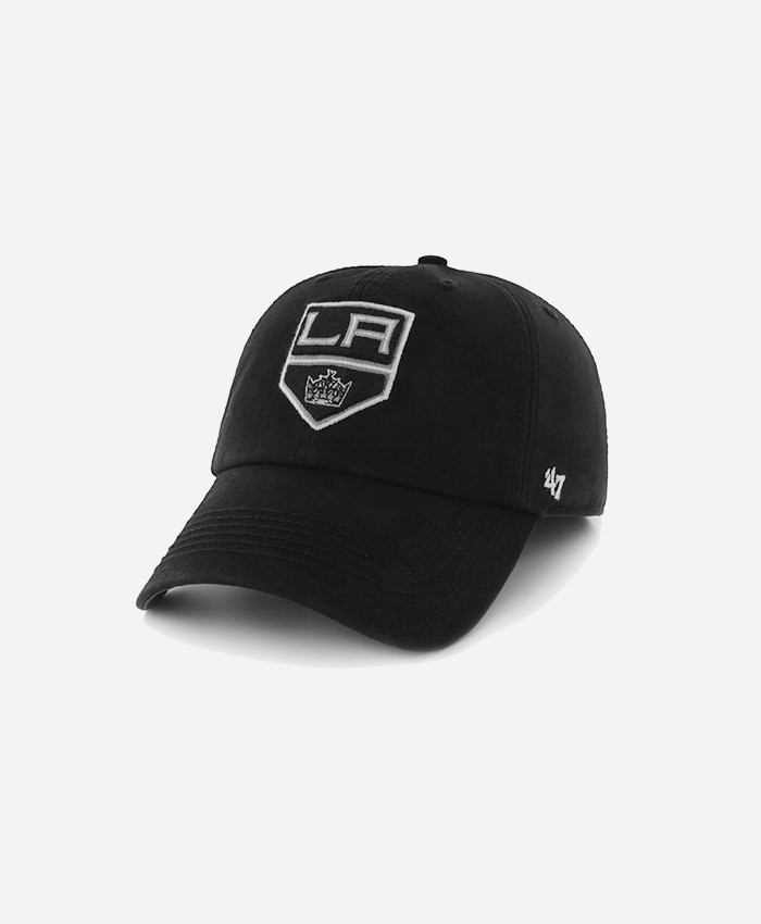 47 BRAND47BRAND NHL Clean Up Kings Black
