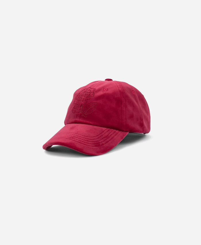 THEHUNDREDS더헌드레드_THE HUNDREDS STEELO DAD HAT RED