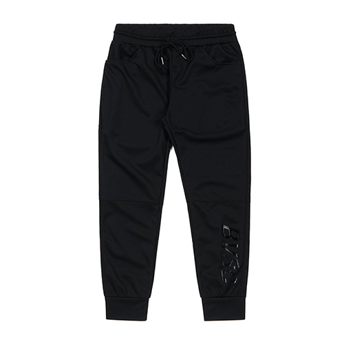 스티그마LOGO COOLON JOGGER PANTS BLACK
