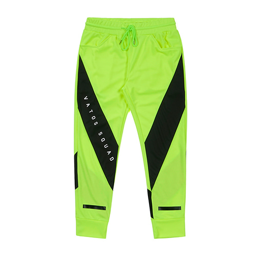 스티그마VS COOLON JOGGER PANTS NEON GREEN
