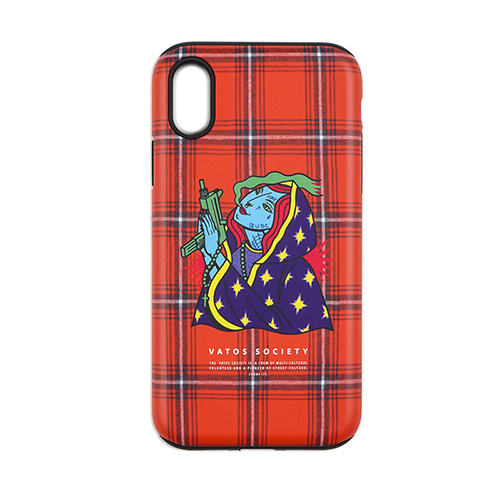 스티그마PHONE CASE GUADALUPE RED iPHONE 8 / 8+ / X
