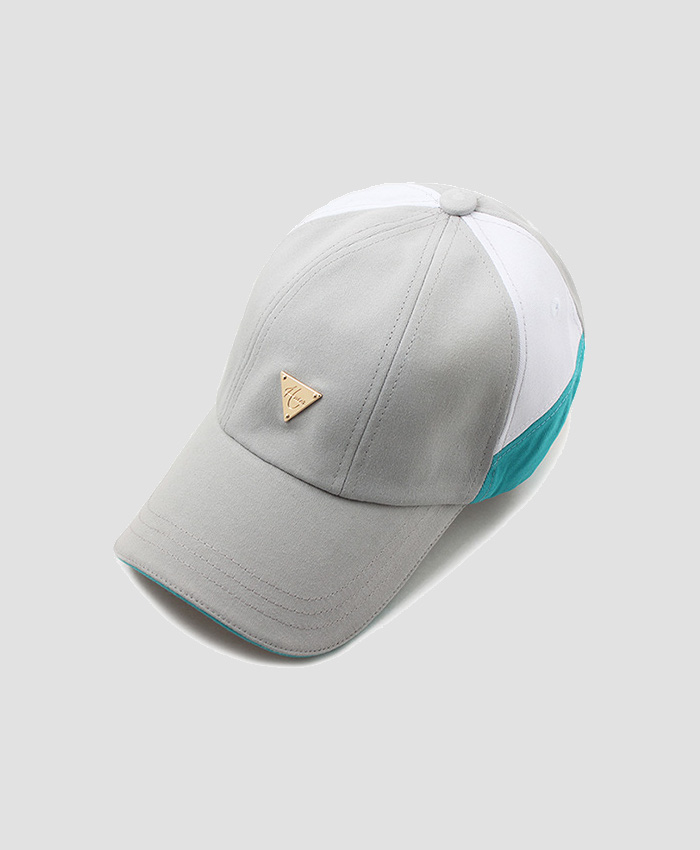 HATER헤이터_HATER Patchwork Cap Gray