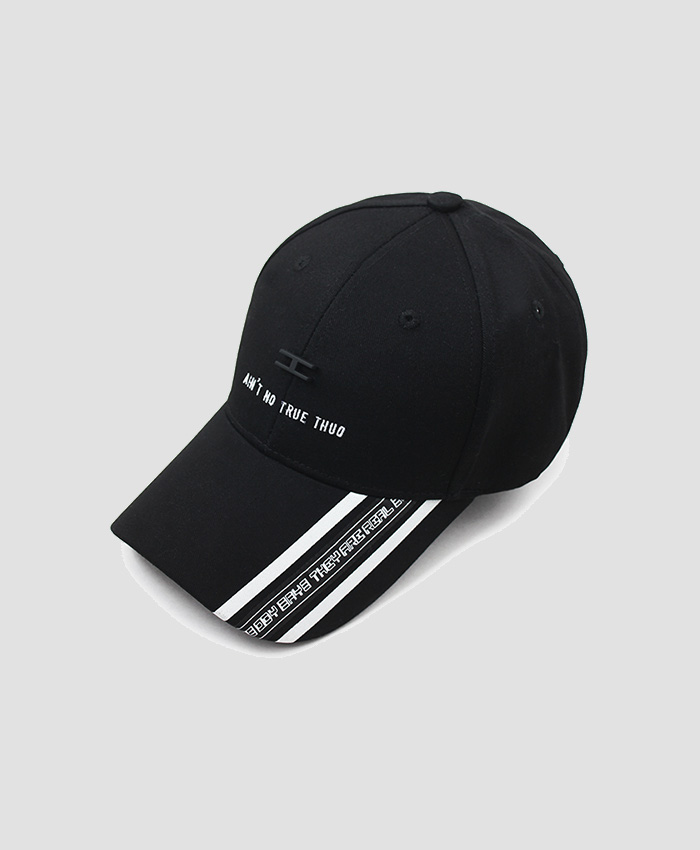 HATER헤이터_HATER A.N.T.T. Cap black