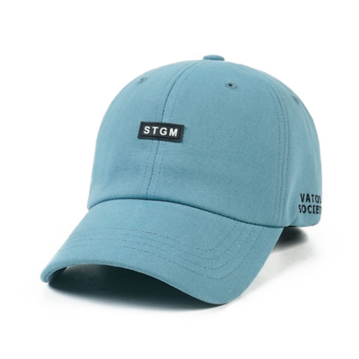 스티그마STGM OXFORD WASHING BASEBALL CAP SKYBLUE