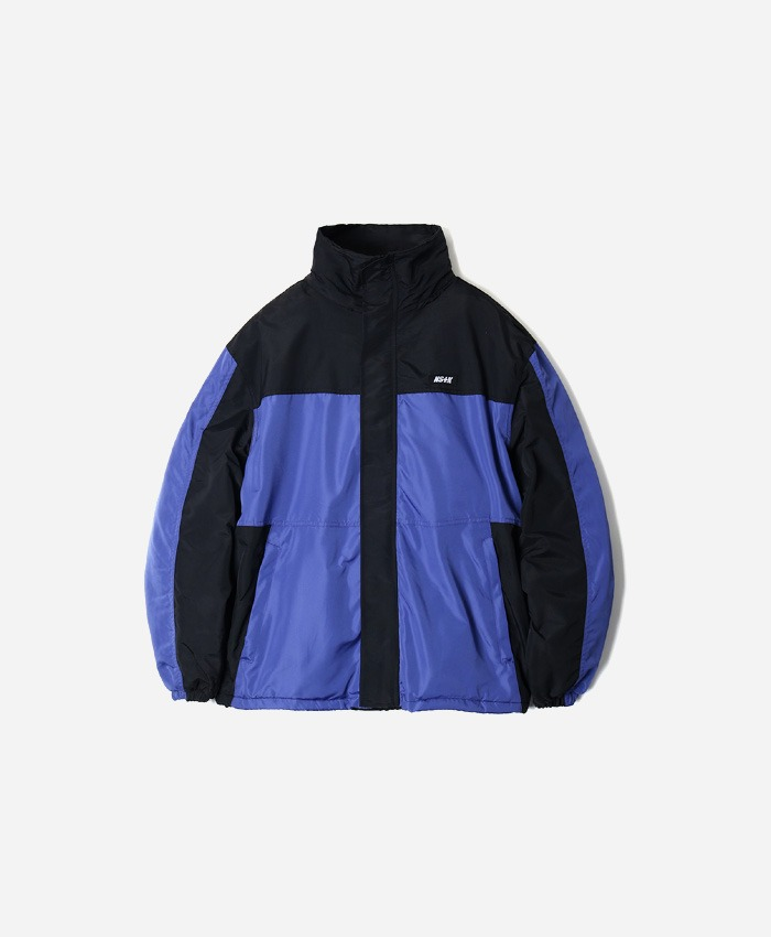 NASTY KICK네스티킥_[NK] NSTK PROOF JACKET NAVY (NK18A087H)