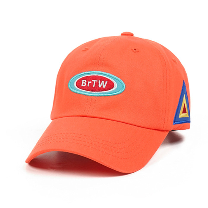 스티그마RACE BASEBALL CAP ORANGE
