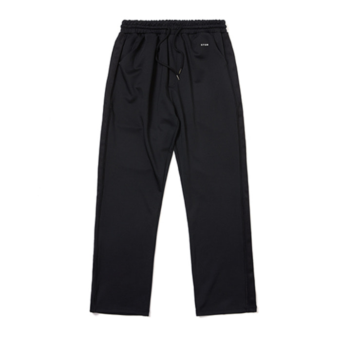 스티그마BLK WIDE PANTS BLACK