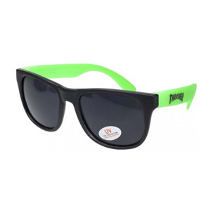 THRASHER트래셔_LOGO SUNGLASSES (GREEN)