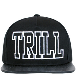 TRILL4트릴포_Trill Outline Snapback
